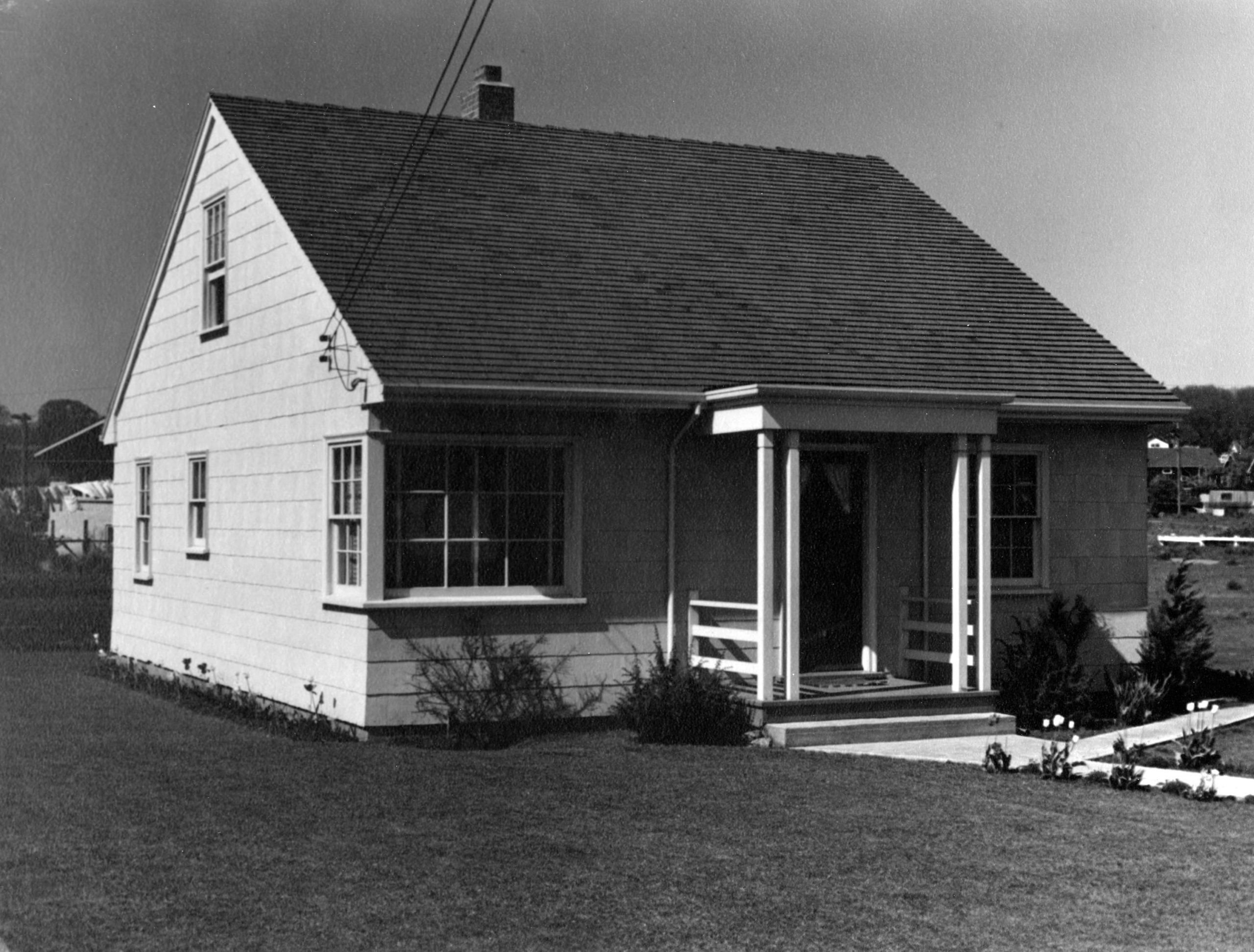 Wartime Housing in Canada and Ontario, Owen Sound Real Estate, Grey Bruce Real Estate